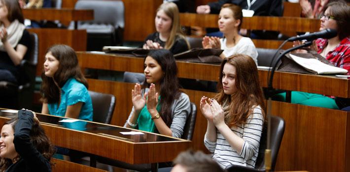 Parlamentsdirektion/Bildagentur Zolles KG/Mike Ranz